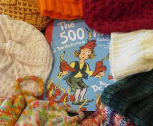 The 500 Hats Project Charity Knitting